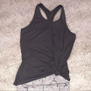 Athleta loose fitted tank.